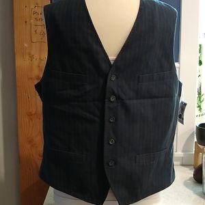 Club Room Suits & Blazers - Club Room stripe vest